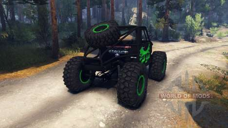 Volkswagen Truggy pour Spin Tires