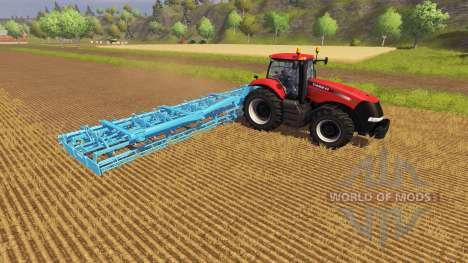 Lemken Kompaktor 1500L für Farming Simulator 2013