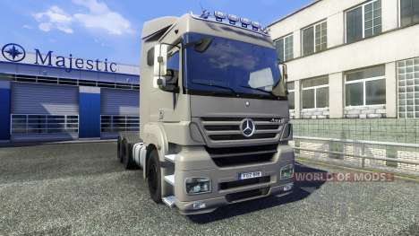 Mercedes-Benz Axor pour Euro Truck Simulator 2