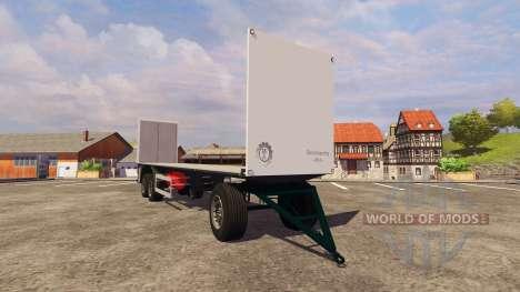 Schmitz Bale v2 pour Farming Simulator 2013