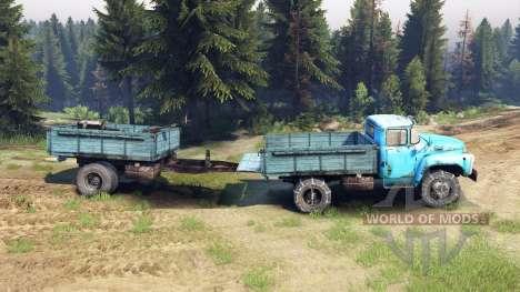 ZIL-130 v1.4 für Spin Tires