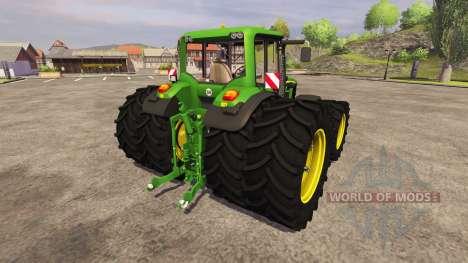 John Deere 6830 Premium v2.2 pour Farming Simulator 2013