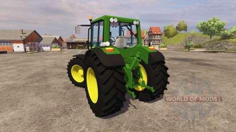 John Deere 6830 Premium pour Farming Simulator 2013