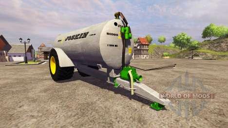 Joskin Modulo2 v2.0 pour Farming Simulator 2013