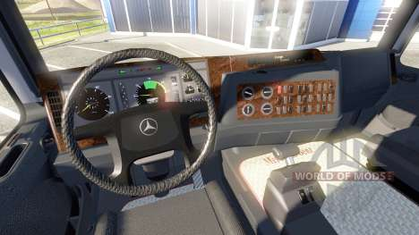 Mercedes-Benz LPS [pack] pour Euro Truck Simulator 2