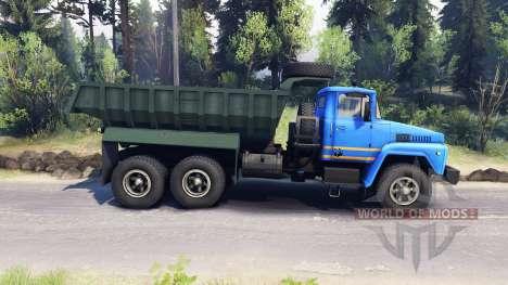 KrAZ-260 v3.0 für Spin Tires