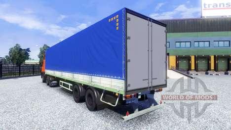 MAZ-6422 v2.0 für Euro Truck Simulator 2