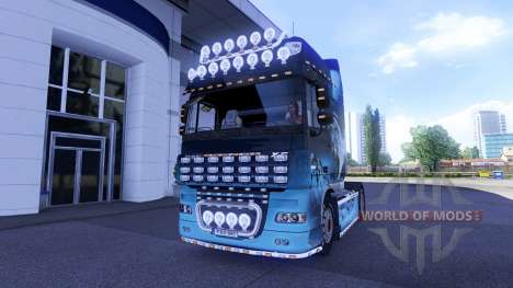 DAF XF Tuning Light pour Euro Truck Simulator 2