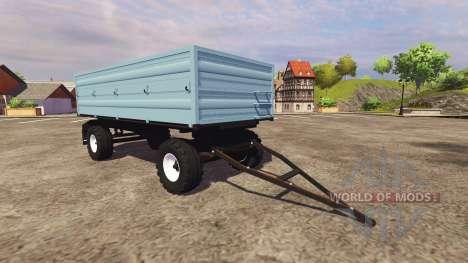 Remorque AP pour Farming Simulator 2013