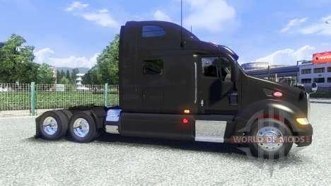 Peterbilt 387 v2.0 pour Euro Truck Simulator 2