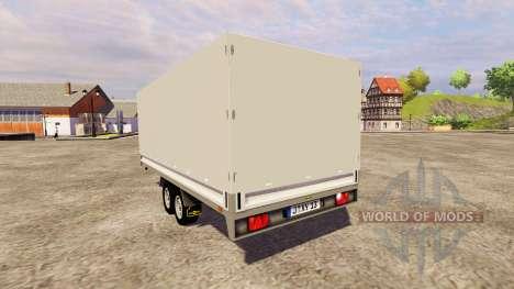 Humbaur MTKA v1.1 pour Farming Simulator 2013