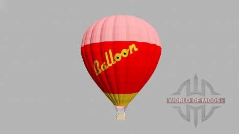 Ballon pour Farming Simulator 2013