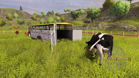 Joskin Betimax RDS 7500 pour Farming Simulator 2013