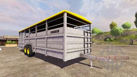 Joskin Betimax RDS 7500 für Farming Simulator 2013