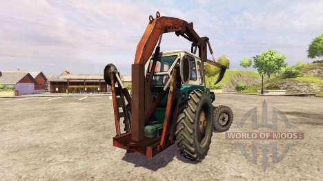 YUMZ-6L saisir chargeur pour Farming Simulator 2013