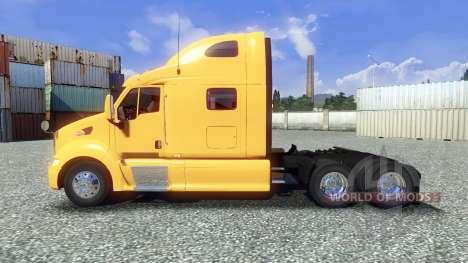 Peterbilt 387 pour Euro Truck Simulator 2