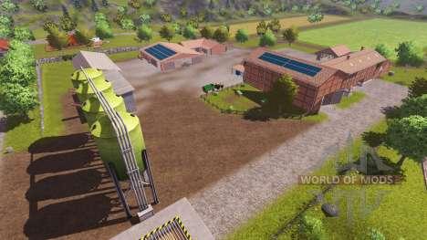Strahl v1.1 pour Farming Simulator 2013