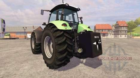 GMC 1000 für Farming Simulator 2013
