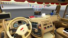 Neue Interieur DAF trucks