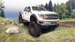 Ford Raptor SVT v1.2 factory white