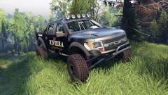 Ford Raptor Pre-Runner riviera