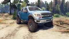 Ford Raptor SVT v1.2 factory blue flame