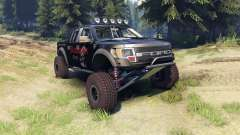 Ford Raptor Pre-Runner v1.1 blackwater