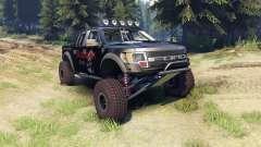 Ford Raptor Pre-Runner v1.1 blackwater