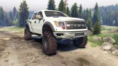Ford Raptor SVT v1.2 factory terrain
