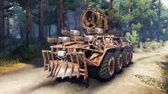 BTR Mongo