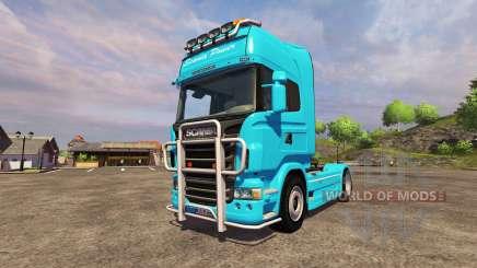 Scania R560 blue für Farming Simulator 2013