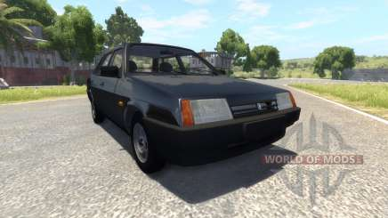 ВАЗ-21099 Black Edition pour BeamNG Drive
