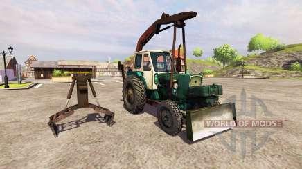 YUMZ-6L greifen loader für Farming Simulator 2013