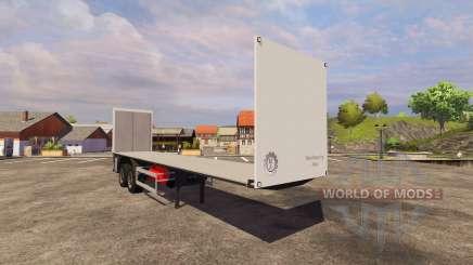 Schmitz Bale pour Farming Simulator 2013