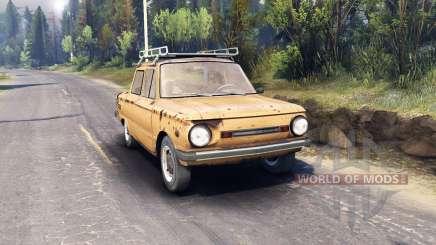 ZAZ-968 m v0.1 für Spin Tires