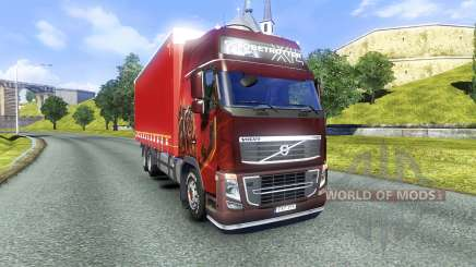 Volvo FH16 2012 BDF pour Euro Truck Simulator 2