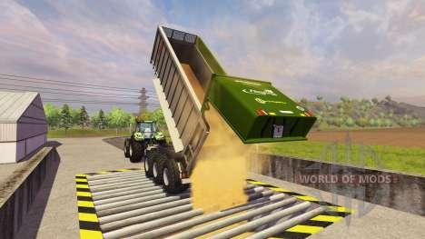 Fliegl 371 Bull pour Farming Simulator 2013