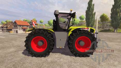 CLAAS Xerion 3800VC TT pour Farming Simulator 2013