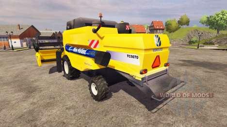 New Holland TC5070 v1.2 für Farming Simulator 2013
