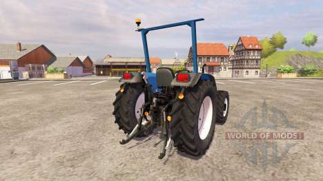 New Holland T4050 Cab Less pour Farming Simulator 2013