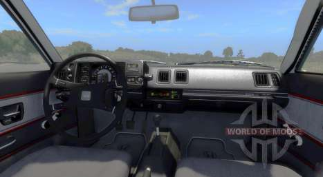 Honda Prelude v2.0 für BeamNG Drive