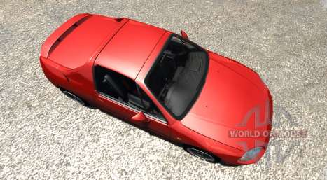 Honda CR-X del Sol SiR für BeamNG Drive