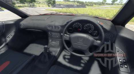 Honda CR-X del Sol SiR pour BeamNG Drive
