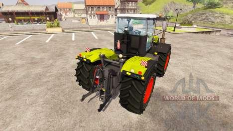 CLAAS Xerion 5000 Trac VC pour Farming Simulator 2013