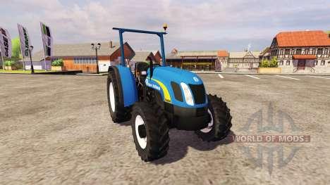 New Holland T4050 Cab Less für Farming Simulator 2013