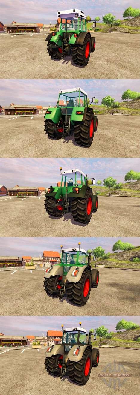 Fendt [pack] pour Farming Simulator 2013