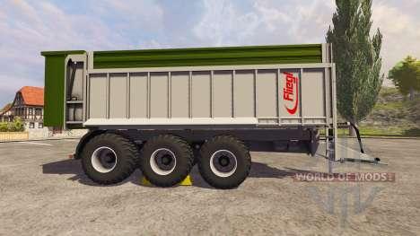 Fliegl 371 Bull für Farming Simulator 2013