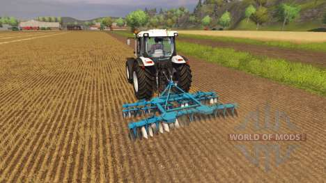 Parmiter Disc [pack] pour Farming Simulator 2013