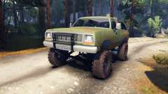Dodge Ramcharger 1985 v0.1