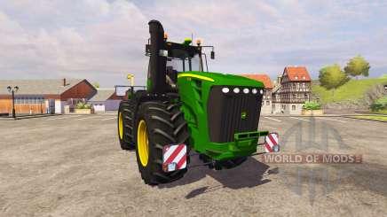 John Deere 9630 v2.0 [pack] pour Farming Simulator 2013